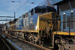 CSX 227 second on Q410